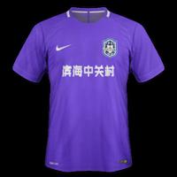 Tianjin Teda 2018 - Away