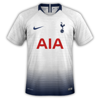 Tottenham 2018/19 - Home