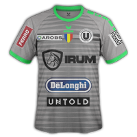 U Cluj 2018/19 - Third