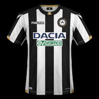 Udinese 2018/19 - Domicile