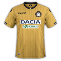 Udinese 2018/19 - Extérieur