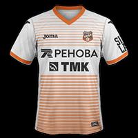 Ural 2018/19 - Away