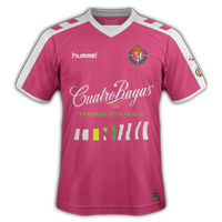 Valladolid 2017/18 - Away