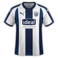 West Brom 2018/19 - Home