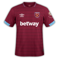 West Ham 2018/19 - Home