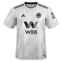 Wolves 2018/19 - Away