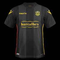 Y. Malatyaspor 2018/19 - Third