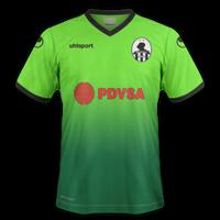 Zamora FC 2017/18 - Extérieur