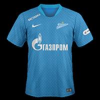 Zenit 2018/19 - Home