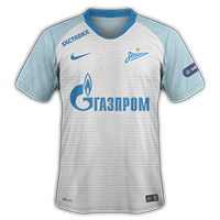 Zenit 2018/19 - Away