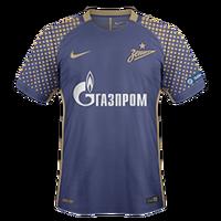Zenit 2018/19 - Third